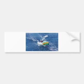red sea sport boat bumper sticker