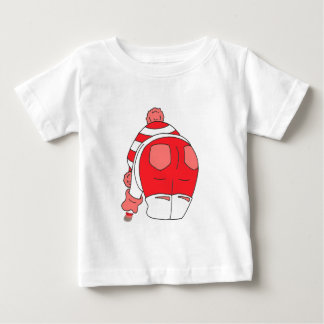 red seaham seaglass baby T-Shirt