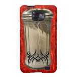 Red Shaggy Sugar shaker Cell Phone Cover Galaxy S2 Cases