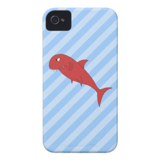 Red Shark. iPhone 4 Case