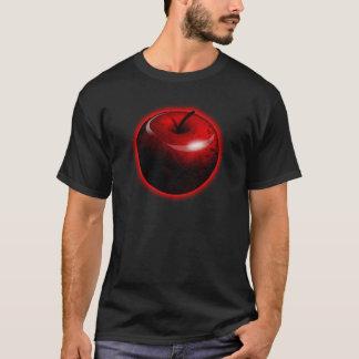 Red Shiny Apple -  Forbidden Fruit T-Shirt