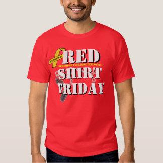 Red Shirt Fridays