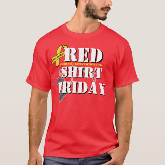 Red Shirt Fridays