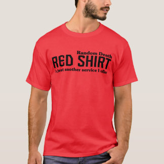 Red Shirt (Style 2)