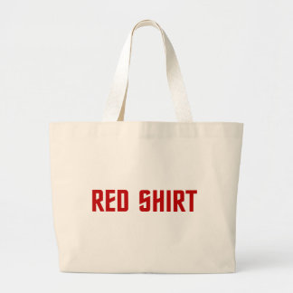 Red Shirt Tote Bag