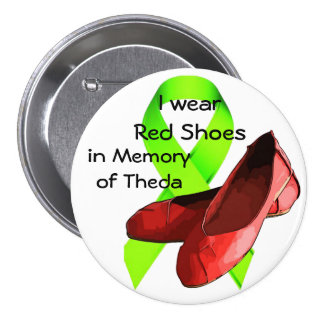Red Shoe Day Button