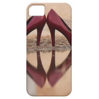 Red Shoes iPhone SE/5/5s Case