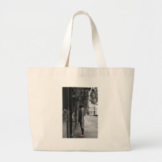 Red Shoes Large Tote Bag