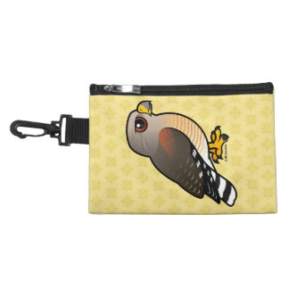 Red-shouldered Hawk Accessory Bag