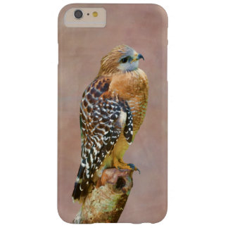 Red-Shouldered Hawk Barely There iPhone 6 Plus Case