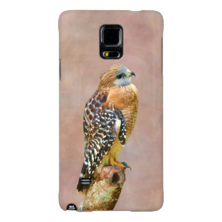 Red-Shouldered Hawk Galaxy Note 4 Case