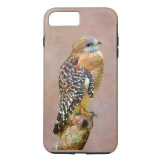 Red-Shouldered Hawk iPhone 8 Plus/7 Plus Case