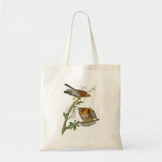 Red-shouldered Hawk John Audubon Birds of America Tote Bag