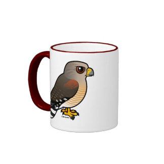 Red-shouldered Hawk Mug