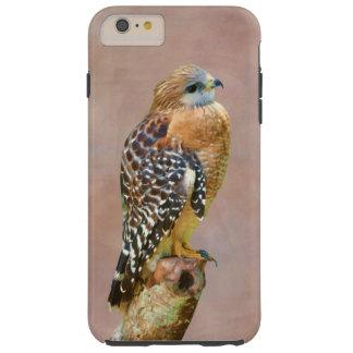 Red-Shouldered Hawk Tough iPhone 6 Plus Case