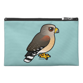 Red-shouldered Hawk Travel Accessory Bag
