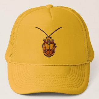 Red Shouldered Leaf Beetle Trucker Hat
