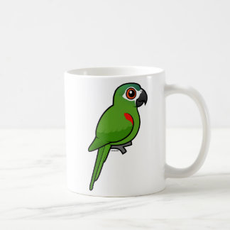 Red-shouldered Macaw Coffee Mug