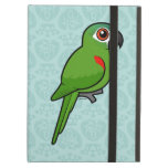 Red-shouldered Macaw iPad Covers