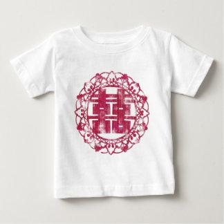 Red Shuan Xi Baby T-Shirt