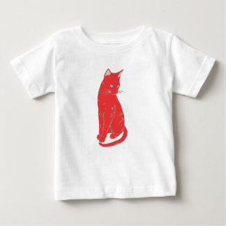 Red Siamese Cat T Shirt