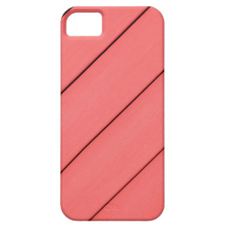 Red Siding iPhone 5 Covers