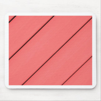 Red Siding Mouse Pad