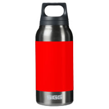 Red SIGG Thermo 0.3L Insulated Bottle