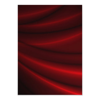 Red Silky Background Card