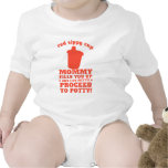 Red Sippy Cup T-shirts
