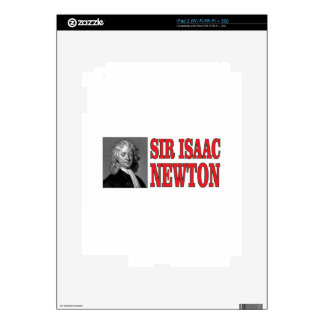 red sir Newton Skins For The iPad 2