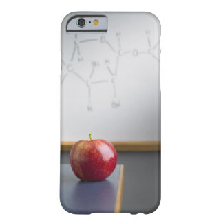 Red sitting on teachers desk barely there iPhone 6 case