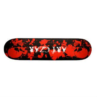 Red Skull #1 - Skateboard