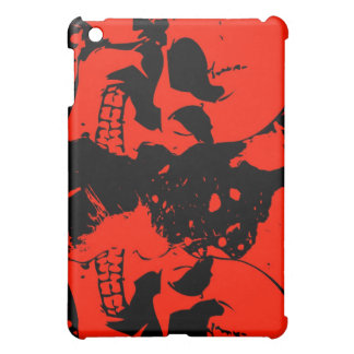 Red Skull #2 - Designer iPad Case
