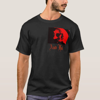 Red Skull, Aud Hal T-Shirt