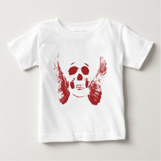 Red Skull Baby T-Shirt