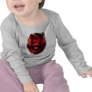 Red Skull 'n Bones Shirts