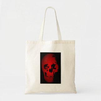 Red Skull Skeleton Bag