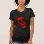Red Skull Tee Shirts
