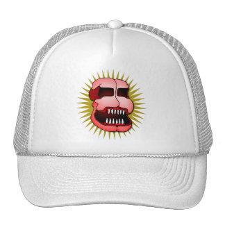 Red Skulls Hats