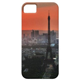 Red sky of Paris iPhone SE/5/5s Case
