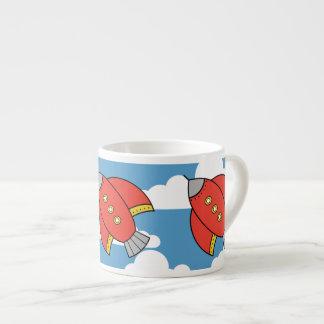 Red Sky Rocket 2 Espresso Cup