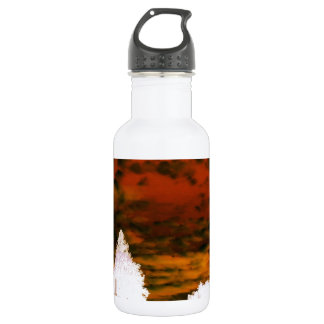 red sky water bottle