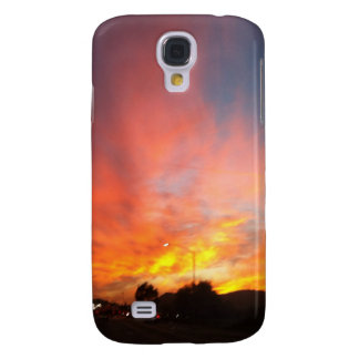 Red Skys Samsung S4 Case