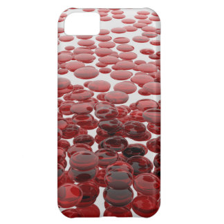 Red smarties M&M's iPhone 5C Cover