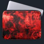 """Red smoke computer sleeve<br><div class=""""desc"""">Red smoke.</div>"""