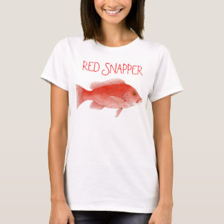 RED SNAPPER casual top