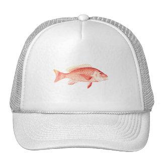 Red Snapper Trucker Hat