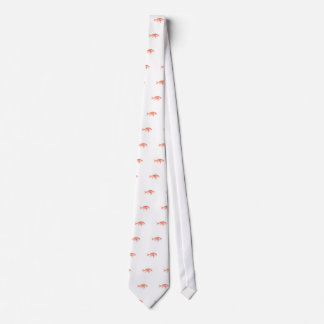 Red Snapper Neck Tie
