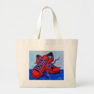 Red Sneakers Two Bag